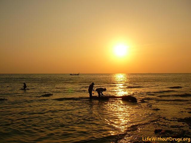 Кеп, Камбоджа, Юго-восточная Азия