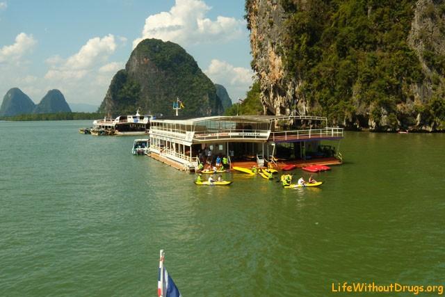 Залив Панг Нга, Пхукет, Таиланд, Юго-восточная Азия