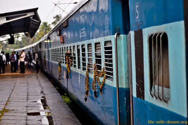 Как передвигаться по Индии, или Транспорт в Индии