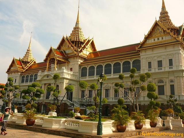 Достопримечательности Бангкока, которые нужно увидеть.