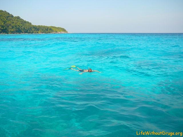 Остров Тачай, Таиланд, Юго-восточная Азия