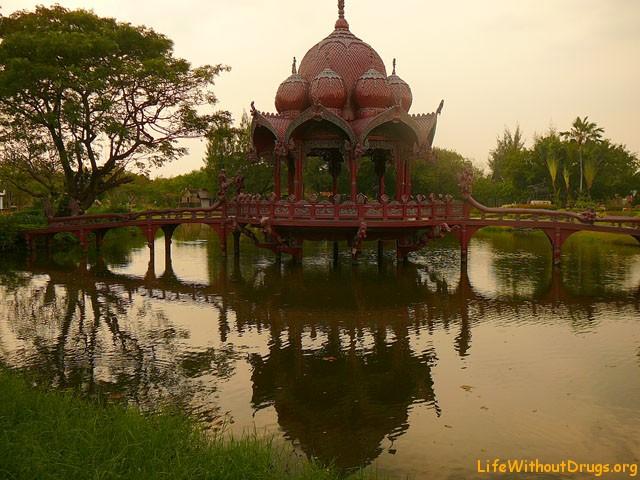 парк- музей Мыанг Боран, Таиланд, Юго-восточная Азия