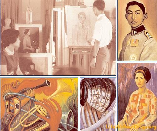 Хобби и увлечения короля Таиланда