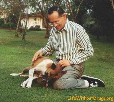 История жизни короля Таиланда Пумипона Адульядета