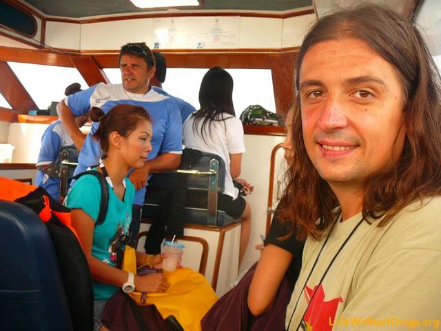 Морские экскурсии Пхукета