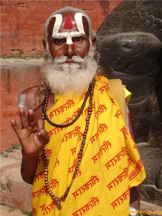 Тилак. Обычаи и культура Индии