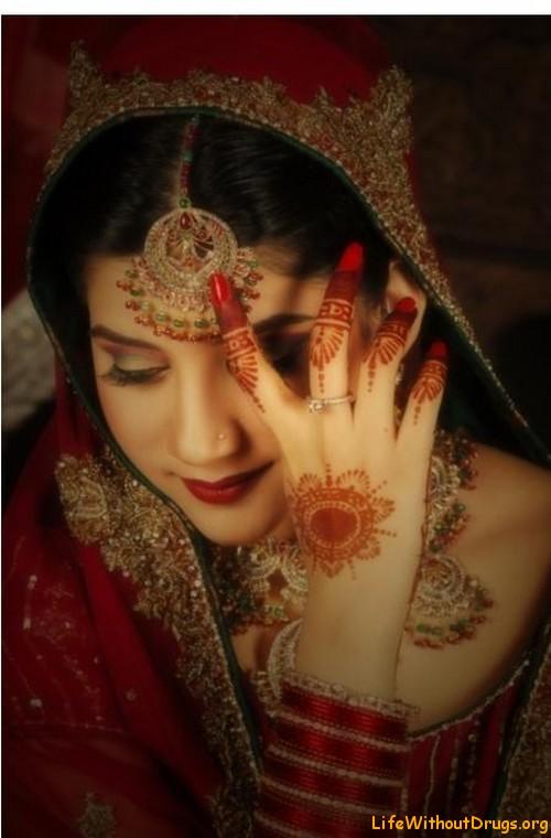 Менди, традиции и обычаи Индии