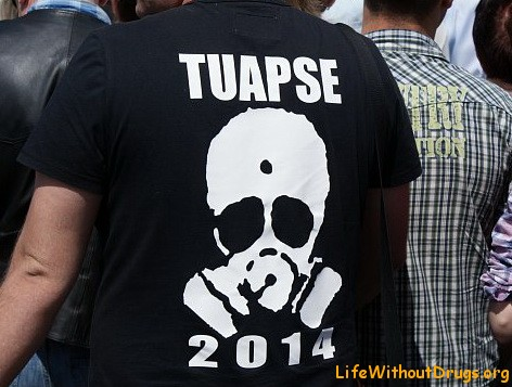 Эологический митинг в Туапсе