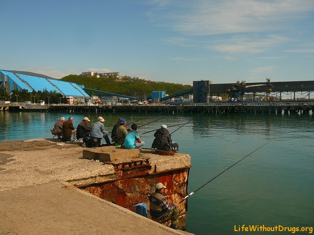Порт Туапсе