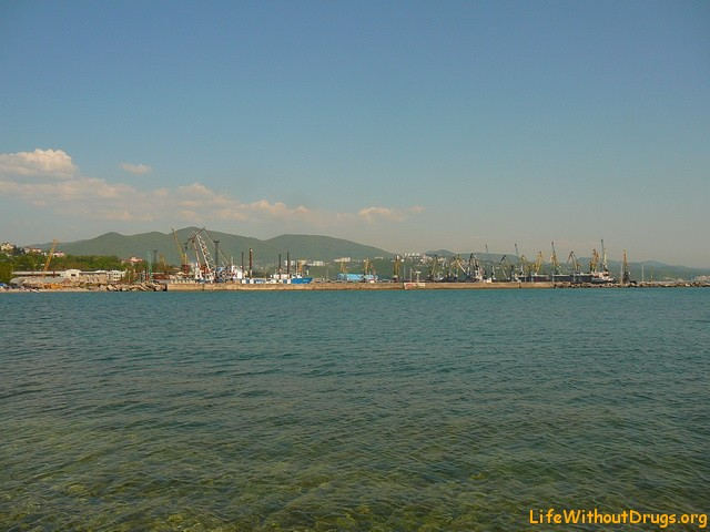 Пляжи города Туапсе