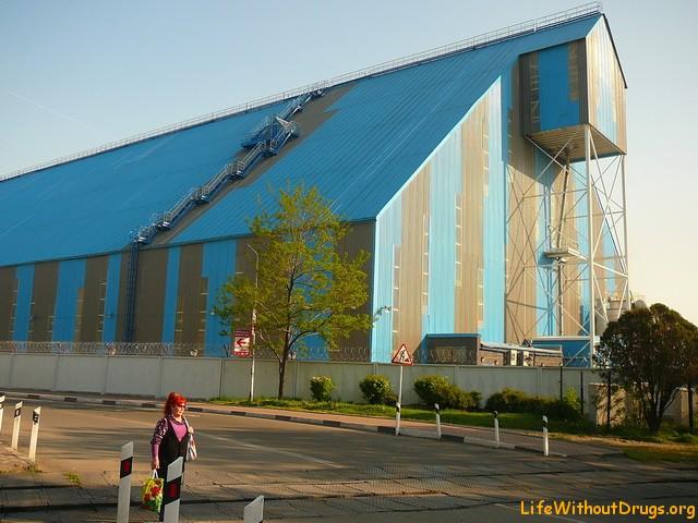 Химический завод Еврохим, Туапсе