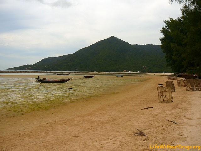 остров Ко Панган, Сиамский залив, Таиланд