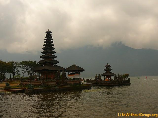 Озера и вулканы Бали