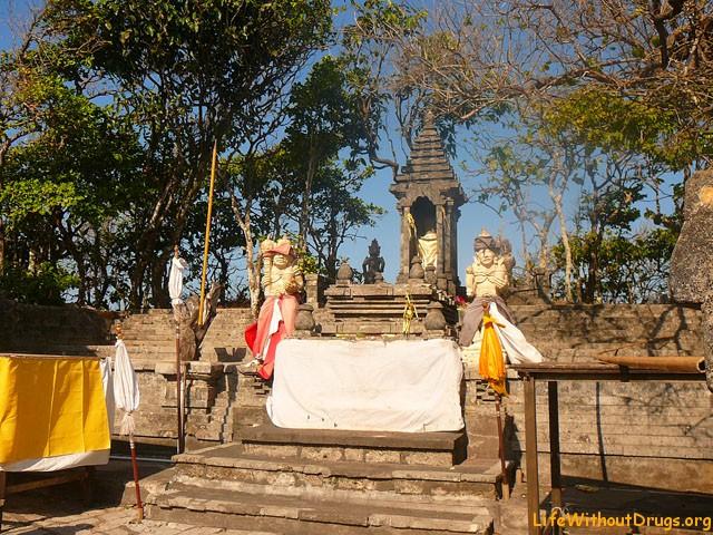 путешествие по острову Бали