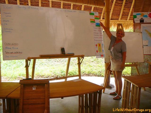 Green School, Бали
