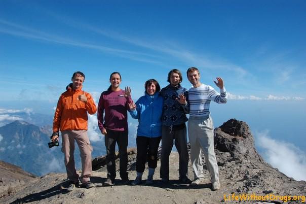 Восхождение на Вулкан Агунг (Gunung Agung)