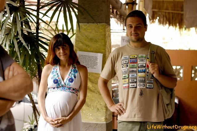 Роды на Бали