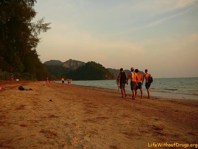 Пляж Ноппарат Тара в Ао Нанге