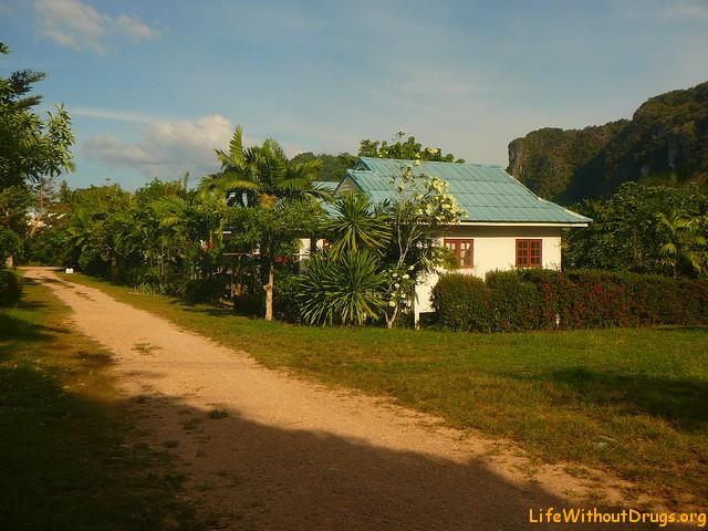Поиск жилья в Краби. Найти дом в Ао Нанге.