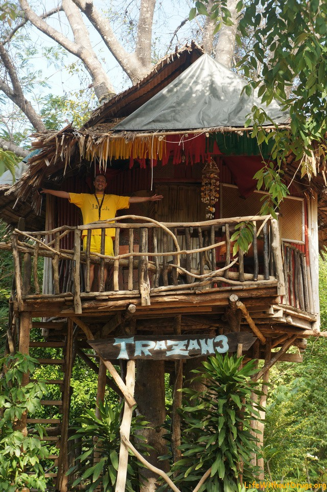 Самый дальний резорт на острове Ко Ланта
