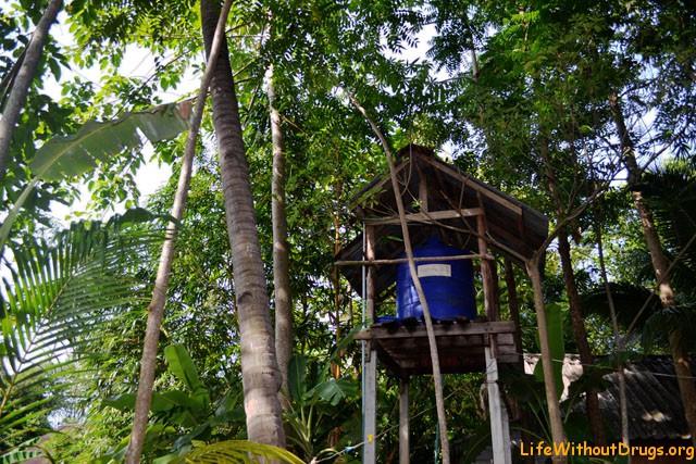 остров Ко Ланта без водопровода