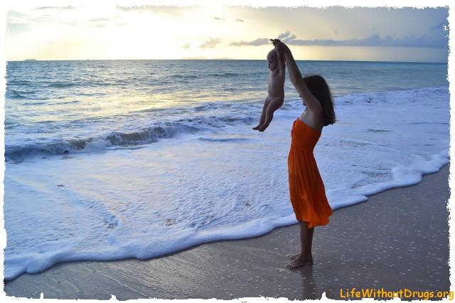 Ярославушка и море