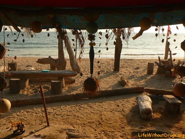 Пляж Робинзона на Ко Ланте
