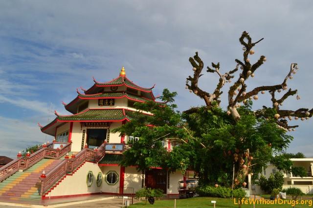 Нонг Кхай - городок на границе с Лаосом