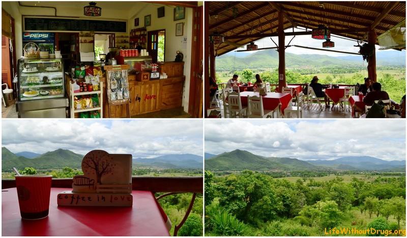 Кофе ин Лав - знаменитое кафе в Пае