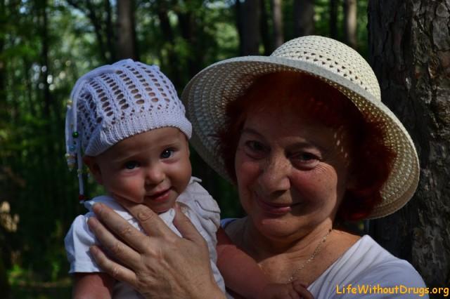 Ярослава и Бабушка Аня