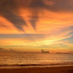 Рассветы и закаты. Прекрасные мгновения жизни.