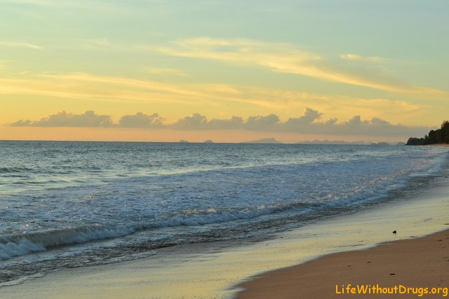 пляжи Ланты