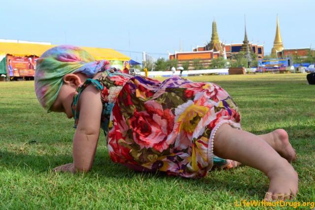 Ярослава в Бангкоке