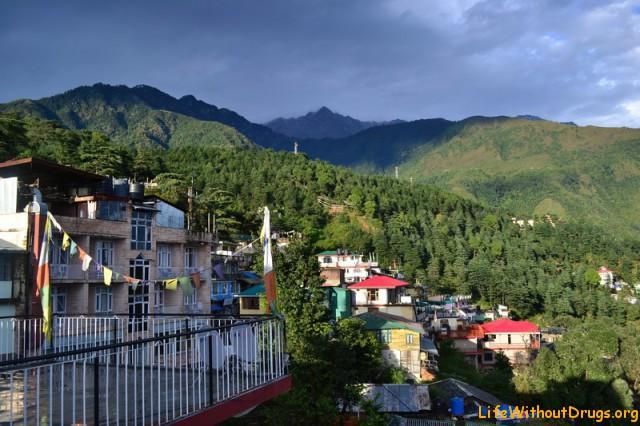 Дарамсала, северная Индия