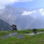 Прогулка по Гималаям — путь в Триунд