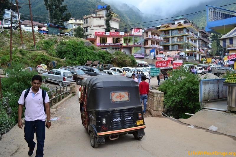 ПутеПутешествие в Индию, Багсу