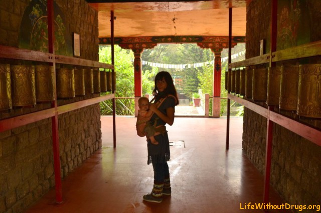 Норбулинка - летняя резиденция Далай Ламы