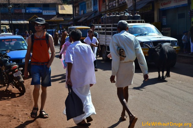 Гокарна. Карнатака. Индия