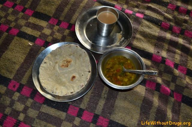 Индийская кухня - Дал и чапати