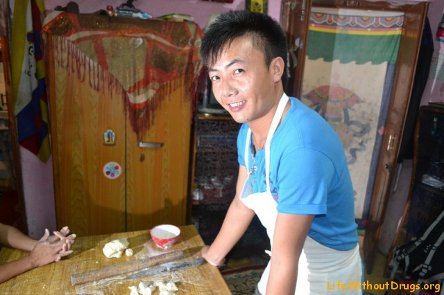 Курсы тибетской кухни