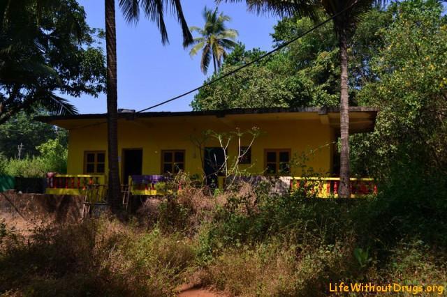 Дом в Гоа