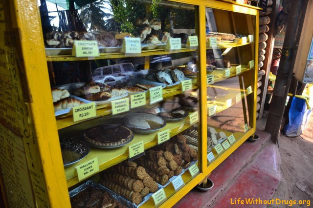 Цены в Гоа