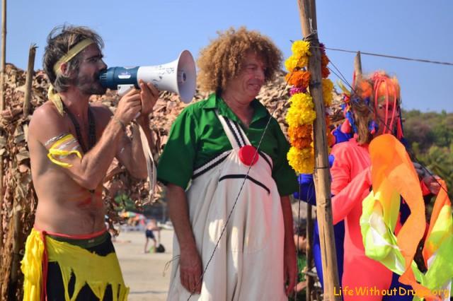 Арамболь. Фестиваль фриков.