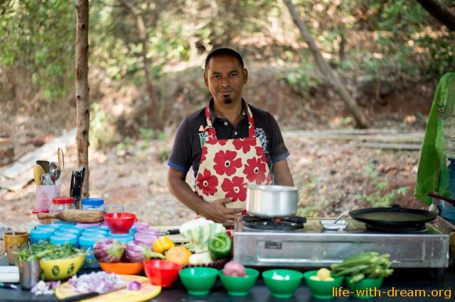 Как готовить индийские блюда