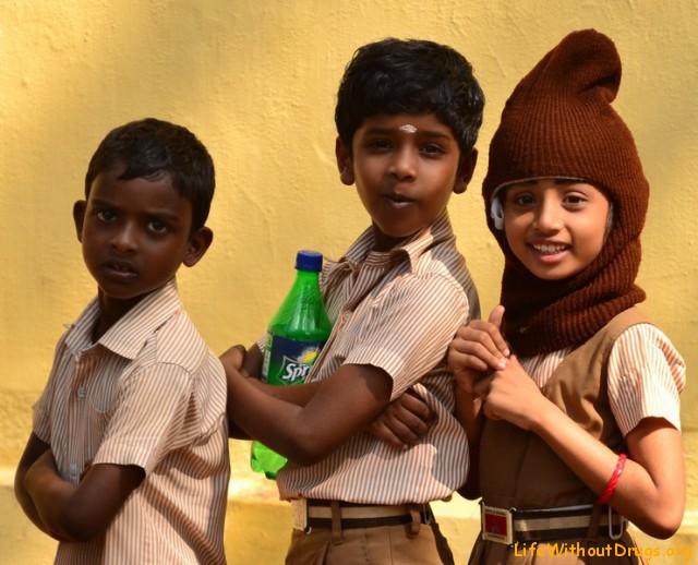 Детки Индии