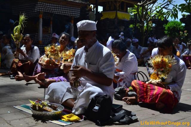 Балийские церемонии