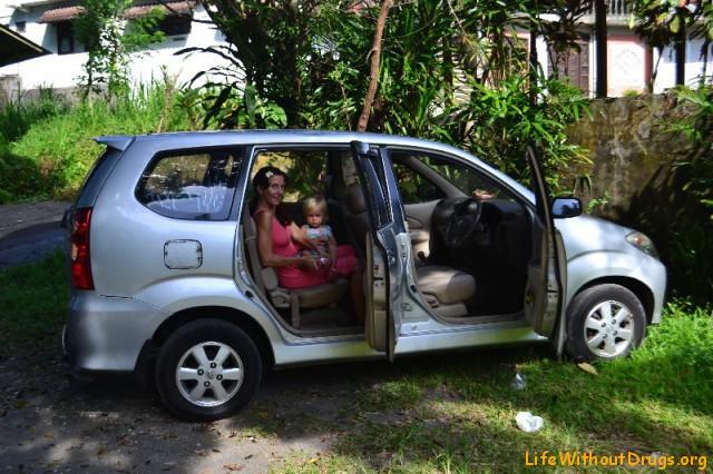 Наша машинка Тойота Аванса