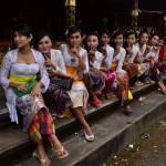 Храм Улан Дану Батур  (Pura Ulan Danu Batur). Мы попали на праздник!