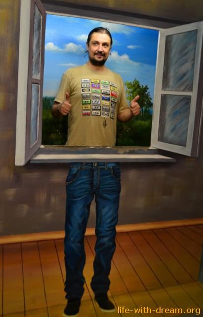 Музей иллюзий на Арбате, фото