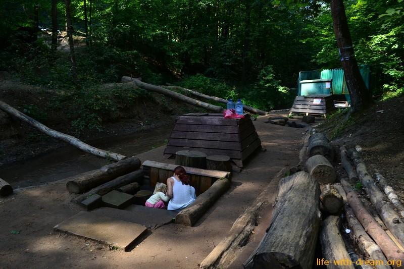 Битцевский лес - родник